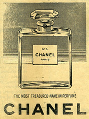 Chanel vintage advert | by Paul Heester