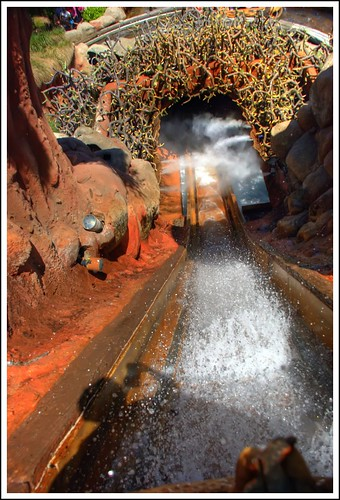 Splash Mountain | by Scott Barlow