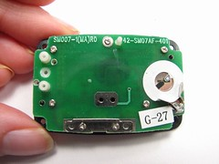 Pedometer take-apart | by 1lenore