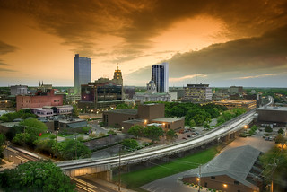 Fort Wayne Skyline | by Northeast Indiana Regional Partnership