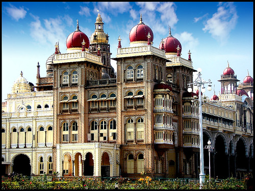 Mysore palace | by Nisha A