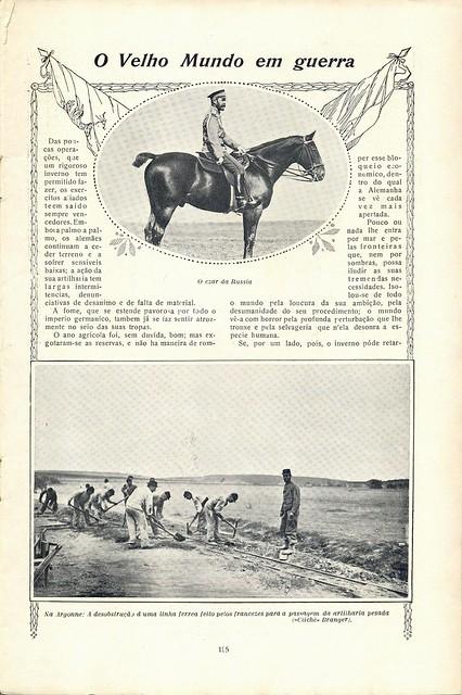 Ilustração Portugueza, No. 466, January 25 1915 - 10