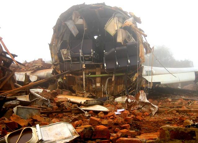 Angola M'banza Congo TAAG Plane Crash