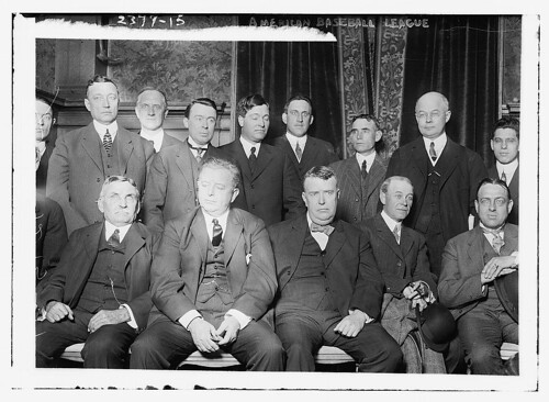 [American League baseball owners (baseball)]  (LOC) | by The Library of Congress