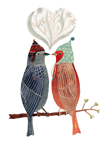 Love birds | by Geninne