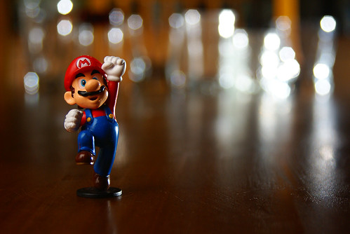 Super Mario. | by Tom Newby Photography