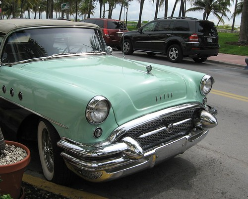 1955  Buick Special Convertible on Ocean Drive | by Phillip Pessar