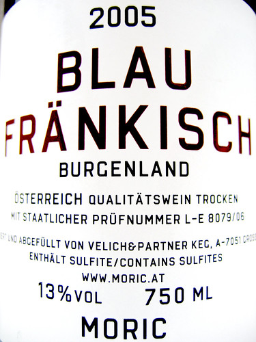 blaufrankisch | by mantella