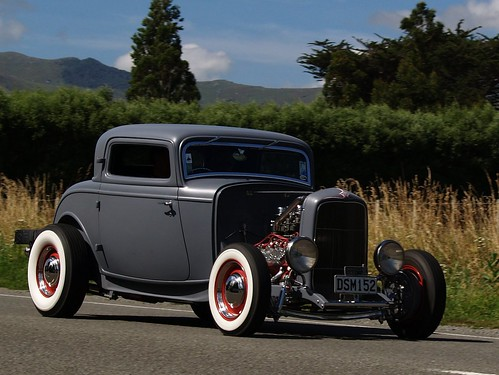 "32 Ford  ""Deuce Coupe"" - hotrod 