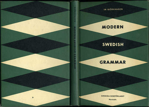 Modern Swedish Grammar book | by karen horton