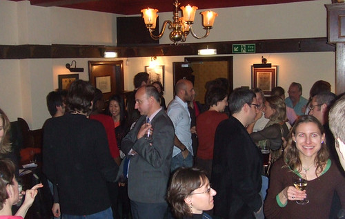 Nature Network drinks at the Lamb | by Matt From London