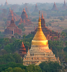 1, 2, 3, 4, ... , 2217 (Bagan, Myanmar) | by jmhullot