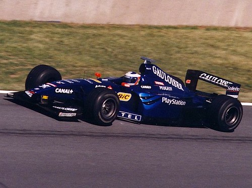 Jarno Trulli (Prost Peugeot) | by Paul Lannuier