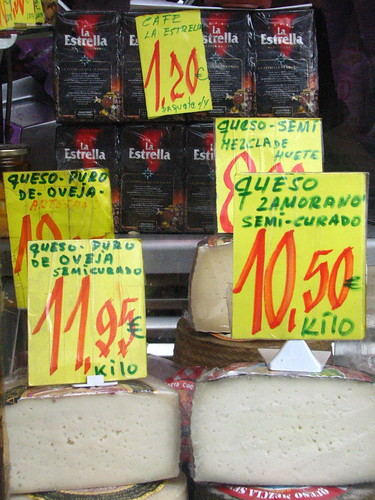 Queso in Madrid | by SeppySills
