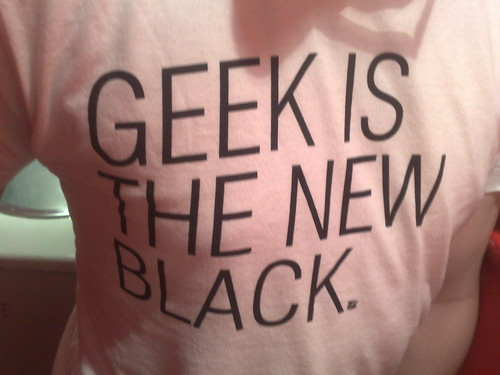 Geek is the New Black | by STML