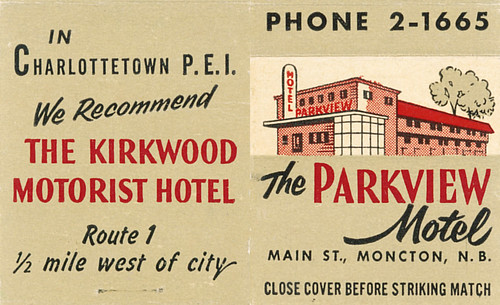 Parkview Motel | by jericl cat