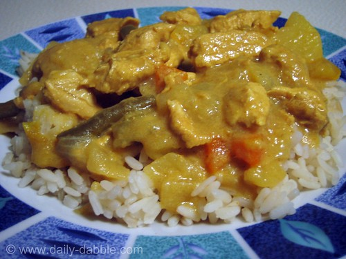 Chicken Curry, Nemo's Style | by *nemo*
