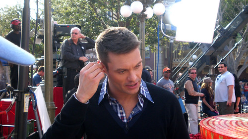 Ryan Seacrest | by andy castro
