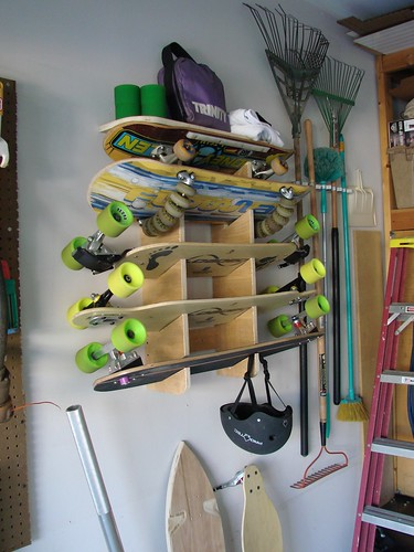 Skate Rack | by chaddhall