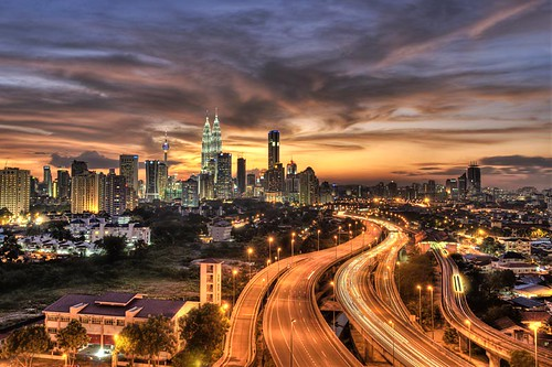 Transition Over Kuala Lumpur | by Ariffin