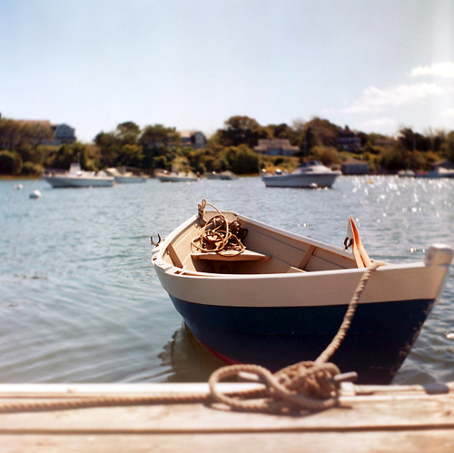 Mill Pond Dory (Chatham, Cape Cod)