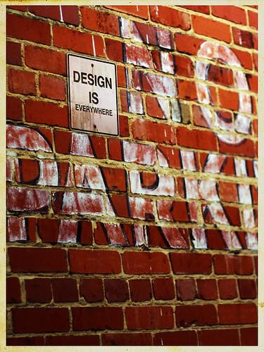 Graphic Blog Design