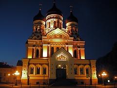 Собор Александра Невского. Aleksander Nevski katedraal