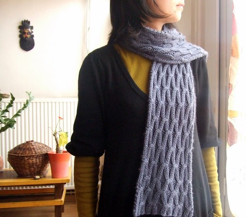 chromosome scarf | by darktrico