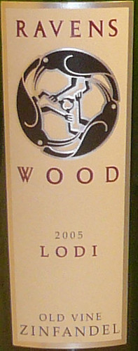 Ravenswood 2005 Zinfandel (Front) | by 2 Guys Uncorked