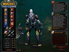 [FAKE] WotLK Leak 11 - Death Knight | by worldofblogcraft