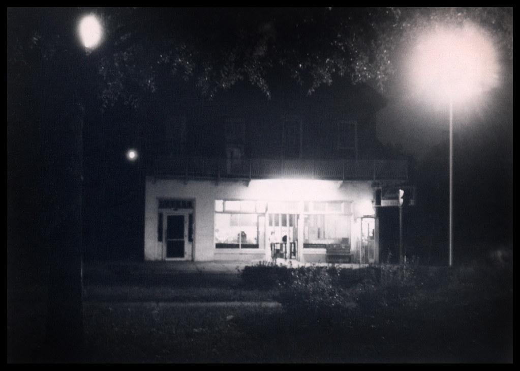 Laundromat, Augusta, GA, Early 1980s