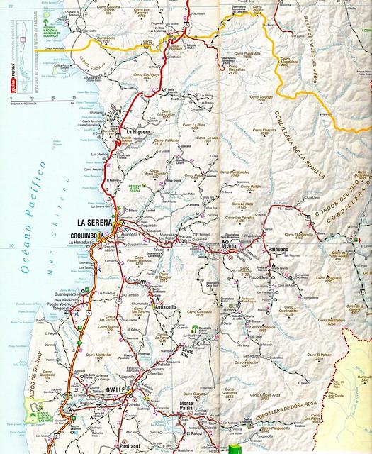 Ruta Del Cares Mapa.Cc Search