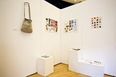 My space at exhibition | by Phatsheep Textiles