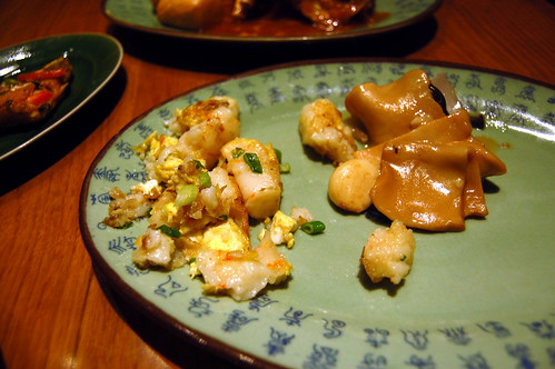 ... Tow Kueh and Stir Fried Seafood | Chai tow kueh (fried … | Flickr