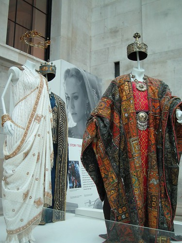 Costumes from the movi...