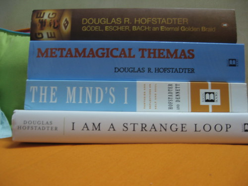 Douglas R Hofstadter collection | by sankarshan