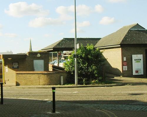 Grafton Centre Car Park