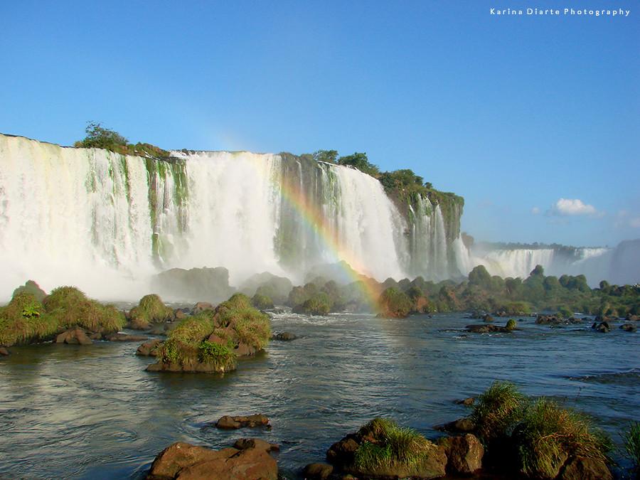 Cataratas del Iguazu / Iguazu Falls