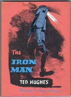 The Iron Man by Ted Hughes | by Faber Books