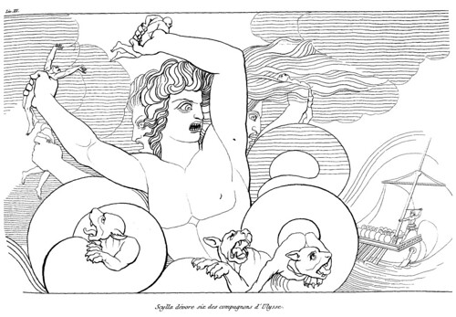 Image result for john flaxman odyssey