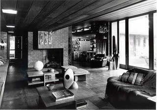 Melvyn Maxwell and Sara Stein Smith House (1949) Frank Lloyd Wright | by MI SHPO