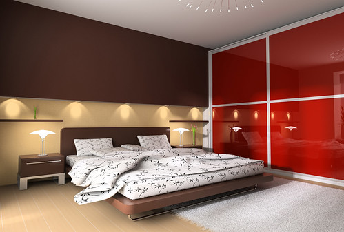 Interior of a bedroom | by Remodeleze