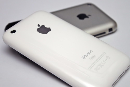 iPhone and iPhone 3G | by Yutaka Tsutano