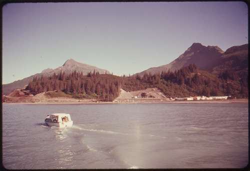 The Terminal Area Is a Favorite Salt Water Salmon Fishing Area...08/1974 | by The U.S. National Archives