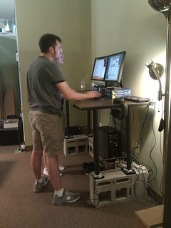 Standing Desk | by Jon Canady