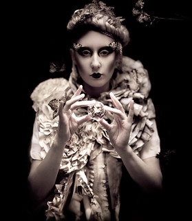 Wonderland : Incantation | by Kirsty Mitchell