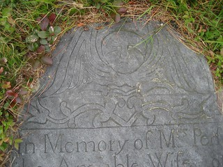 Headstone detail | by TheKarenD