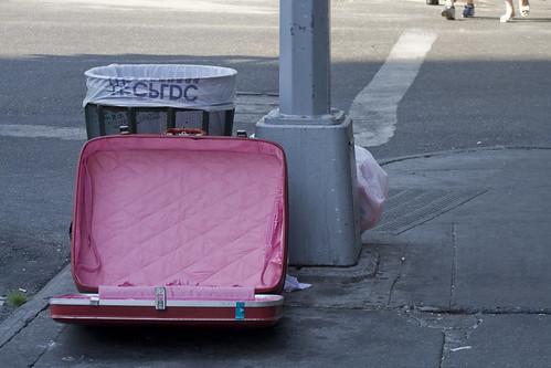 valise rose pink samuel huron flickr. Black Bedroom Furniture Sets. Home Design Ideas