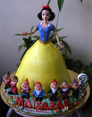Snow White Doll Cake | by specialcakes/tracey