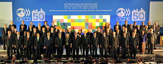 OECD Ministerial Council Meeting 2011: Official Family Photo | by Organisation for Economic Co-operation and Develop